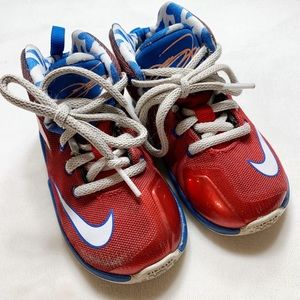 Nike Lebron James toddler boy shoes